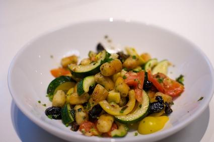 Herb Gnocchi with Summer Vegetables - Amateur Gourmet