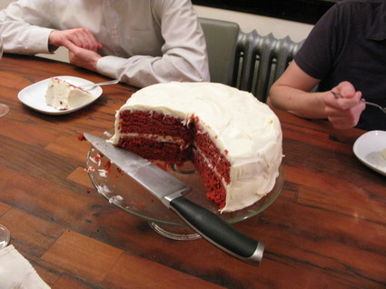 A Sample Post (Red Velvet Cake) 1