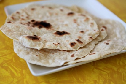 Easy & Delicious Flour Tortillas 1