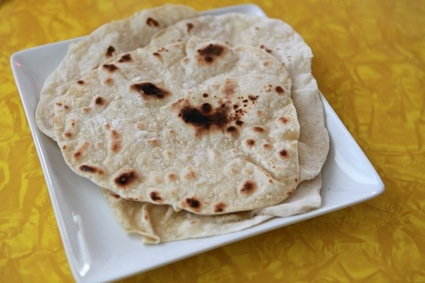 Easy & Delicious Flour Tortillas 5