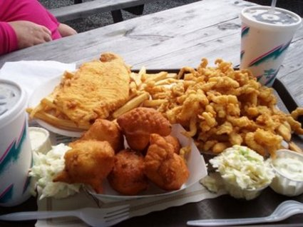 New England Bites Presents:  Clam Shacks 1
