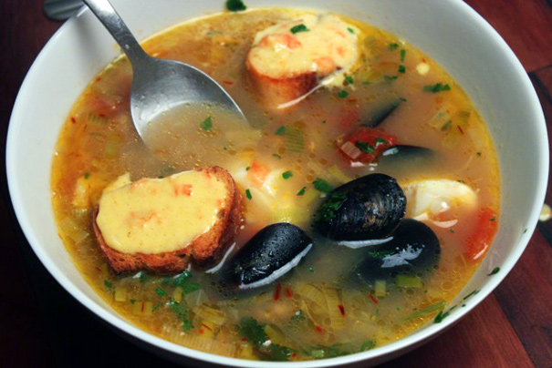 Bouillabaisse a french seafood odyssey at home the for French fish recipes