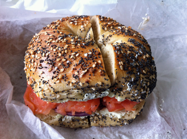 Finagle a Bagel Marketing Mix