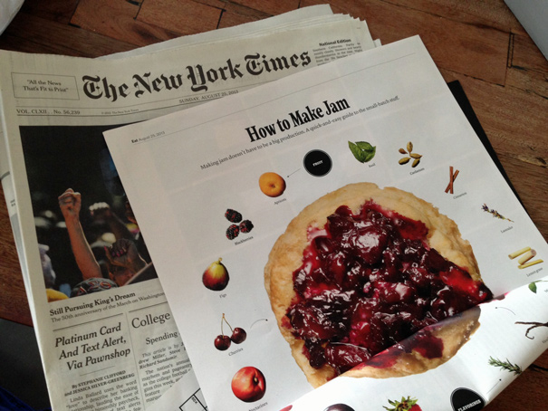 An open letter to the new york times magazine food section the dear new york times magazine food section forumfinder