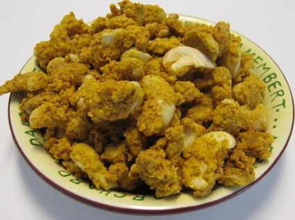 Crunchy Cashews 1
