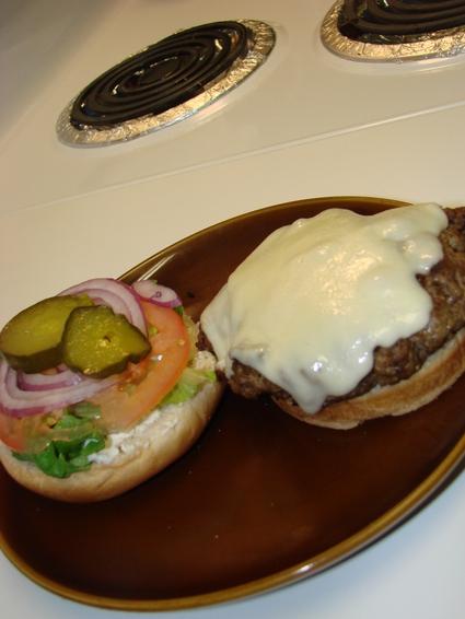 Cheeseburger Next To Paradise! 1